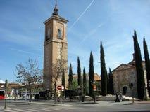 Provincia Spagna Europa del Alcala de Henares Madrid Immagini Stock Libere da Diritti
