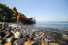 Provincia Tailandia di Koh Hin Ngam Satun dell'isola di Hin Ngam Fotografie Stock