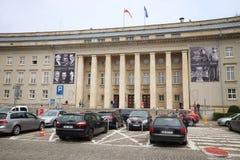 Provinciaal Bureau, Wroclaw royalty-vrije stock foto's