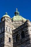 Provinciaal Kapitaal, Victoria, BC Royalty-vrije Stock Fotografie