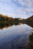 Provinciaal Park Jacques-Cartier Stock Foto's
