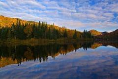 Provinciaal Park Jacques-Cartier Royalty-vrije Stock Afbeeldingen