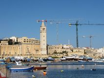 Provincial city of Malta Royalty Free Stock Photography