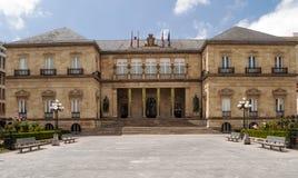 Provincial Council of Alava Stock Photography