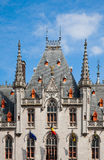 Provincial court Bruges Stock Images