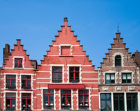 Provincial court Bruges Royalty Free Stock Photos