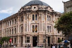 Provincial Court of Justice in Cuenca Ecuador Stock Photos