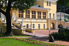 The provincial house in Yaroslavl Royalty Free Stock Photo