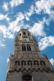 The Provincial Palace in the Bruges Town square in Bruges, Belgi Stock Photo