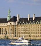 Provinciehuis Royalty-vrije Stock Fotografie