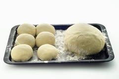Proving Bread Royalty Free Stock Photos