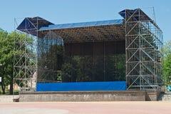 provinsiell etapp royaltyfri fotografi