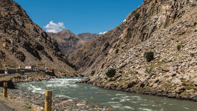 Provinz Kapisa Afeganistão Imagens de Stock
