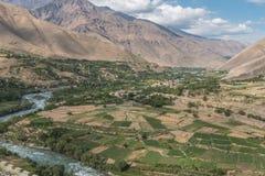 Provinz Kapisa Afganistán Foto de archivo libre de regalías