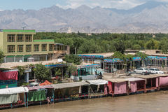 Provinz Kapisa Afghanistan Arkivbilder