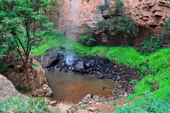 Provinz Südafrikas, Ost, Mpumalanga Lizenzfreie Stockbilder