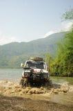 Provningskapacitet Suzuki Caribien Arkivbilder