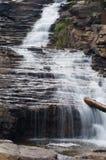 provo河瀑布 库存照片