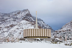 Free Provo Temple Royalty Free Stock Image - 27899166