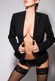 Provocative woman Stock Photos