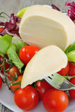 Provola cheese Royalty Free Stock Images