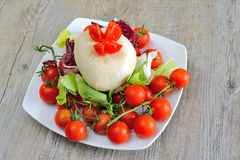 Provola cheese Stock Photography