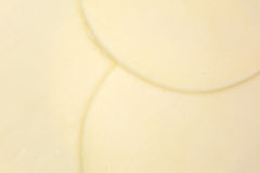 Provolone Close View Royalty Free Stock Images