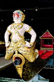 Prow da barca do imperador, Banguecoque, Tailândia Imagem de Stock Royalty Free