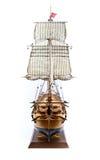 Prow do Sailboat Fotografia de Stock Royalty Free