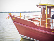 Prow of a ship Royalty Free Stock Photo