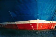 prow statku połowowego Obrazy Royalty Free