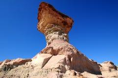 Prowincjonału park Ischigualasto, Argentyna Zdjęcie Royalty Free
