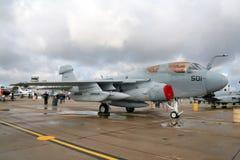 prowler военно-морского флота 6b ea мы Стоковая Фотография RF