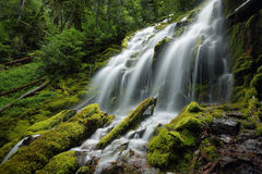 Proxy falls, Oregon Stock Image