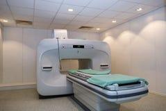 Proyección de imagen de resonancia magnética 1 de MRI Imágenes de archivo libres de regalías