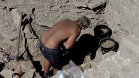 Proyecto arqueológico de Noviodunum metrajes