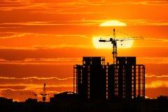 Proyecto de construcción Fotos de archivo