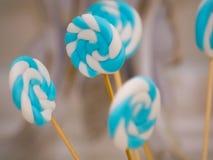 Proyecto de la barra de caramelo Imagen de archivo