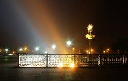 Proyector de iluminación Imagen de archivo libre de regalías
