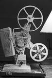 Proyector de la vendimia Imagenes de archivo