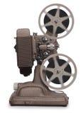 Proyector de película Imágenes de archivo libres de regalías