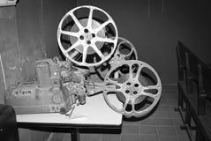Proyector de película foto de archivo libre de regalías
