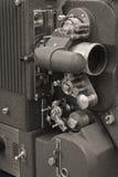Proyector de película antiguo 1 Imágenes de archivo libres de regalías