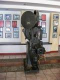 Proyector de película de la vendimia fotos de archivo
