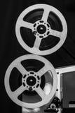 Proyector de película de la vendimia Imagenes de archivo