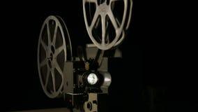 proyector de película de 16m m Imágenes de archivo libres de regalías