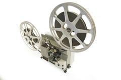 proyector de película de 16m m Foto de archivo libre de regalías