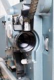 proyector de película de 16 milímetros Imágenes de archivo libres de regalías