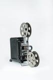 Proyector de película del vintage Fotos de archivo libres de regalías