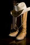 Proyector de la música country Imagen de archivo libre de regalías